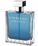 Azzaro Chrome United M edt 100ml  TESTER