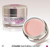 Гель CosmoGel COVER NATURAL LIGHT, 15 мл