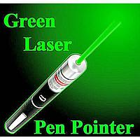 Лазерная указка Green Laser Pointer (1 насадка -несколько элементов), фото 1