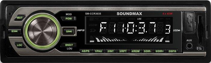 SM-CCR3035 Автомагнитола SOUNDMAX