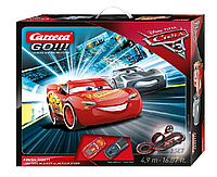 Автотрек Carrera Go Disney Pixar Cars 3 Finish first 62418
