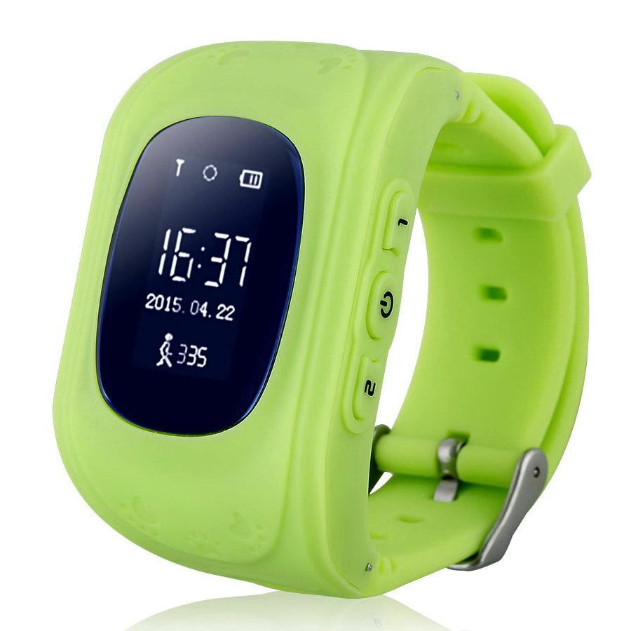 SMART BABY WATCH Q50 Wonlex Зеленый