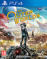 The Outer Worlds PS4 (Русские субтитры)