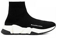 Кроссовки Balenciaga Speed Trainer Black, фото 1