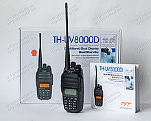 Радиостанция TYT TH-UV8000D ORIGINAL 10 Ватт рация