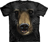 Футболка Black Bear Face (103245)