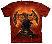 Футболка Harninger Of Fire (106252)
