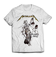 Футболка Metallica Justice for All v2, фото 1