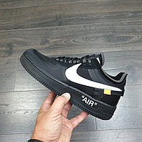 Кроссовки Nike Air Force 1 Low Off-White Black
