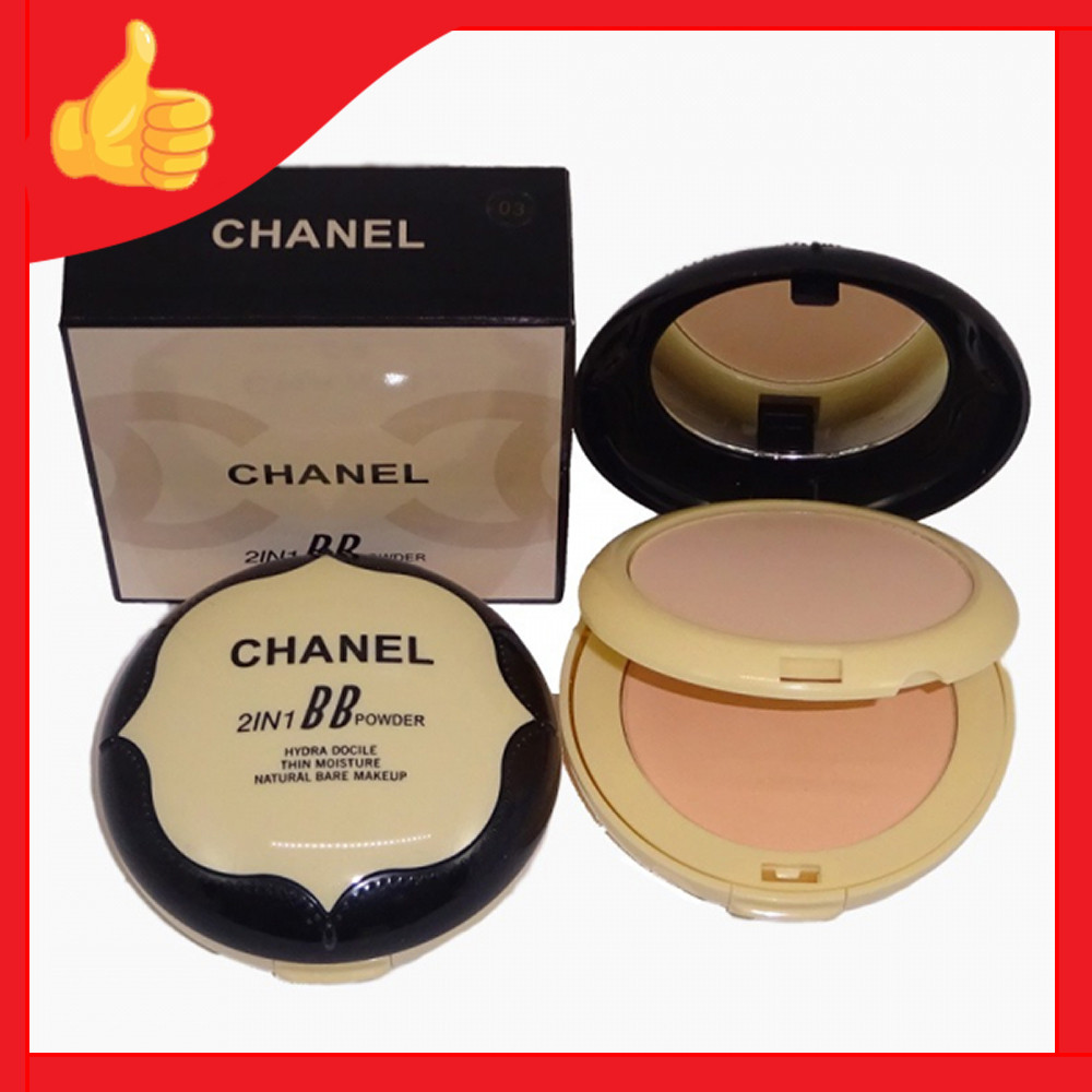 Пудра Chanel 2 in 1 BB Powder