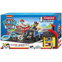 Автотрек Carrera First Paw Patrol - On the Track 63033
