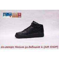 Nike Air Force 1 Hi Black