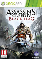 Assassin's Creed 4: Black Flag (Xbox 360, 1 диск)