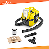 Пылесос Karcher WD 1 Compact Battery *INT