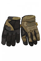 Перчатки Mechanix M-PACT® Olive Glove.