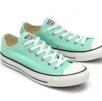 "Кеды Converse All Star ""Mint"""