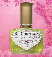 Обзор Bali Spa El Corazon и Cuticle Remover El Corazon