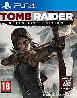 Tomb Raider Definitive Edition (PS4, русская версия), фото 1