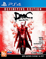 DmC Devil May Cry. Definitive Edition (PS4, русская версия), фото 1