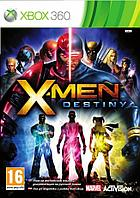 X-men Destiny (Xbox 360, 1 диск)