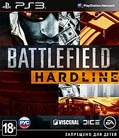 Battlefield Hardline (PS3, русская версия)